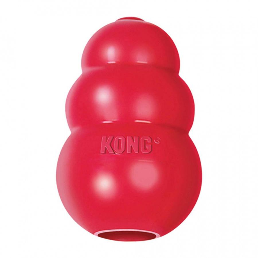 Игрушка для собак – KONG Classic, XXL, Red