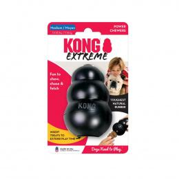 Игрушка для собак – KONG Extreme, M, Black