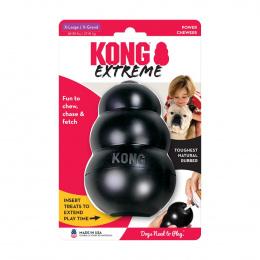 Игрушка для собак – KONG Extreme, XL, Black