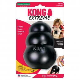 Игрушка для собак – KONG Extreme, XXL, Black
