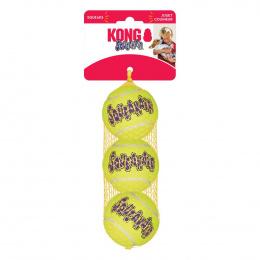 Rotaļlieta suņiem – KONG Squeak AirDog, Ball, M