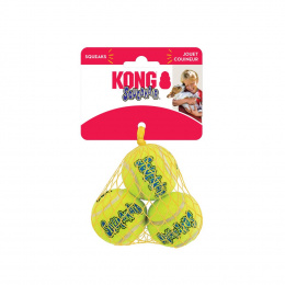 Rotaļlieta suņiem – KONG Squeak AirDog, Ball, S