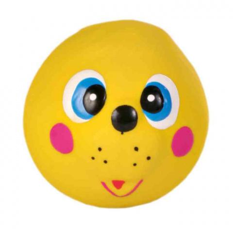 Игрушка для собак – TRIXIE Assortment Faces Toy Balls, Latex, 6 см title=