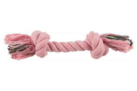 Игрушка для собак – TRIXIE Denta Fun Playing Rope, 15 см title=