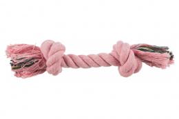 Игрушка для собак – TRIXIE Denta Fun Playing Rope, 15 см