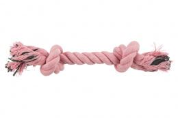 Игрушка для собак – TRIXIE Denta Fun Playing Rope, 20 см