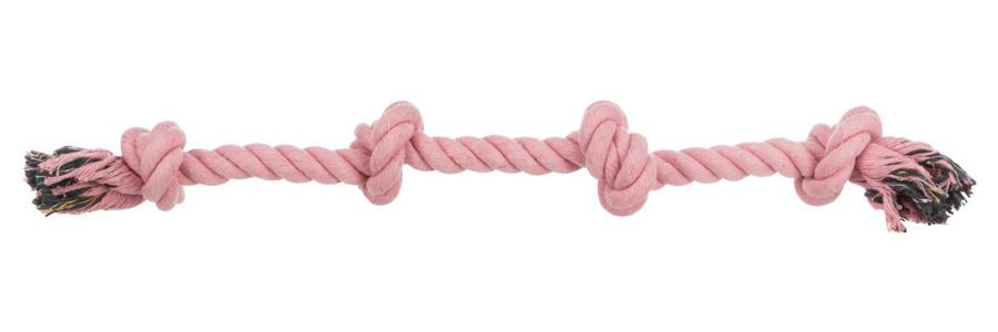 Rotaļlieta suņiem – TRIXIE Denta Fun Playing Rope, 54 cm