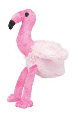 Игрушка для собак – TRIXIE Flamingo, plush, 35 см