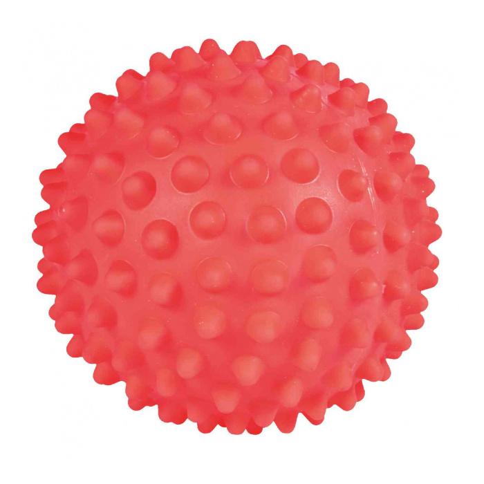 Rotaļlieta suņiem – TRIXIE Hedgehog Ball without Sound, Vinyl, 16 cm