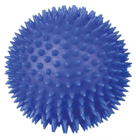 Rotaļlieta suņiem – TRIXIE Hedgehog Ball, Vinyl, 10 cm title=