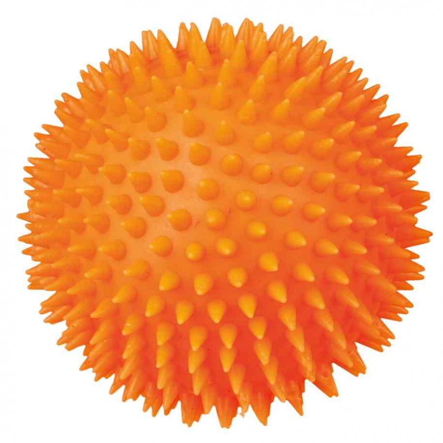 Rotaļlieta suņiem – TRIXIE Hedgehog Ball, Vinyl, 10 cm