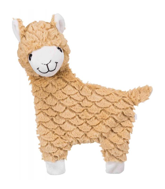 Игрушка для собак – TRIXIE Lama, plush, 40 см