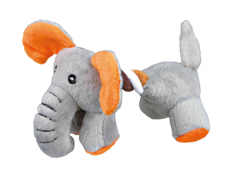 Rotaļlieta suņiem – TRIXIE Plush and Rope animals