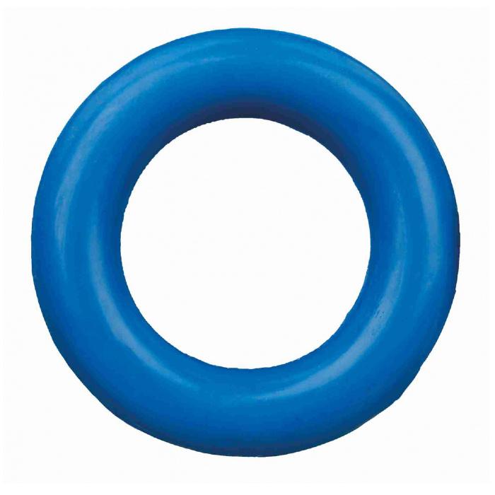 Rotaļlieta suņiem – TRIXIE Ring, Natural Rubber, 9 cm