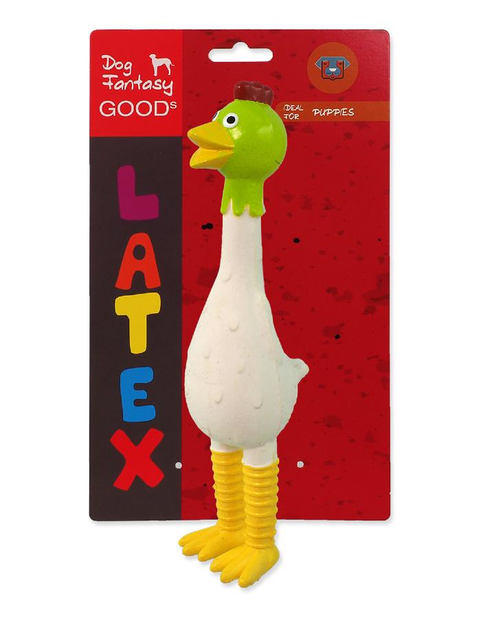 Игрушка для собак – Dog Fantasy Good's Latex Hen, 26 см