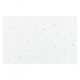 Коврик под миски – TRIXIE Place Mat paw prints, 44 x 28 см, white
