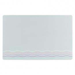 Коврик под миски – TRIXIE Place Mat waves, 44 x 28 см, grey