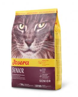 Barība kaķiem - Josera Senior, 0,4 kg
