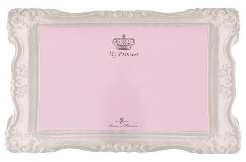 Коврик под миски – TRIXIE Place Mat My Princess, 44 x 28 см, Pink title=