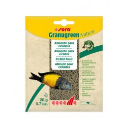 Barība zivīm – Sera Granugreen Nature, 20 g