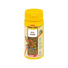 Barība zivīm – Sera Vipan Baby Nature, 50 ml