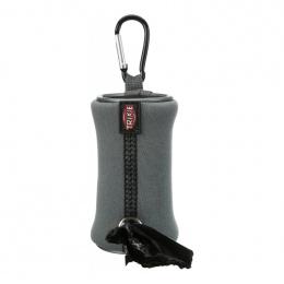Сумочка-контейнер для мешочков – TRIXIE Poop bag dispenser, neoprene