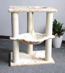 Mājiņa kaķiem – Pawise Cat Cradle, 65 x 45 x 75 cm