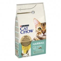 Barība kaķiem - Cat Chow Hairball Control, 1,5 kg