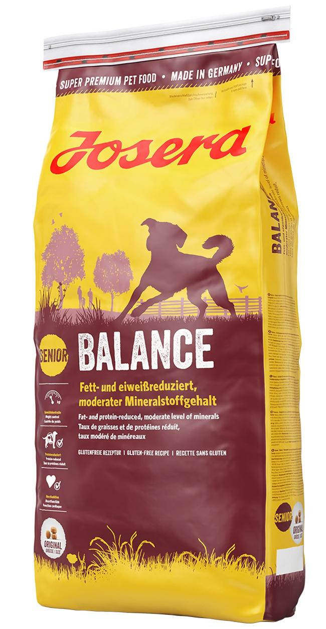 Diētiskā barība suņiem - Josera Emotion Balance (Adult Senior/Light) 4 kg