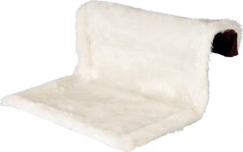 Guļvieta kaķiem – TRIXIE Radiator Bed, Plush/Suede Look, 45 x 26 x 31 cm title=