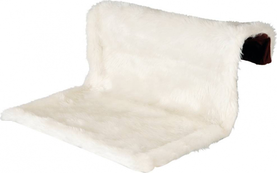 Guļvieta kaķiem – TRIXIE Radiator Bed, Plush/Suede Look, 45 x 26 x 31 cm