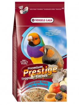 Barība putniem - Prestige Premium Tropical Birds 1kg