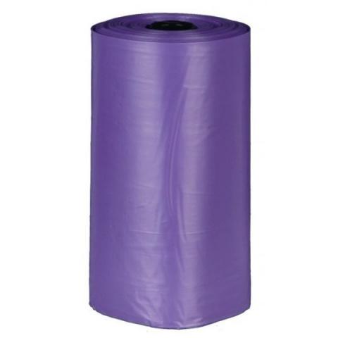 Maisiņi atkritumu savākšanai - TRIXIE atkritumu maisi ar lavandas smaržu, 4x20 gb