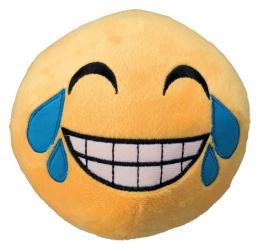 Rotaļlieta suņiem - Trixie Smiley Laughing, small, plush, 9 cm