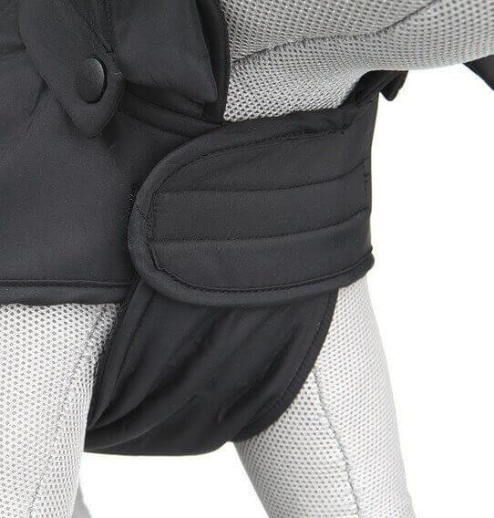 Apģērbs suņiem - Trixie Evry coat, XS, 30 cm, (melns)