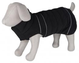 Apģērbs suņiem - Trixie King of Dogs winter coat, XS, 25 cm, (melns)