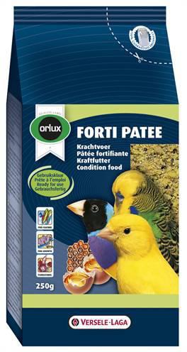 Papildbarība putniem - Prestige Forti Patee 250g