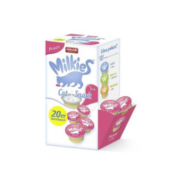 Gardums kaķiem - Milkies Beauty ar cinku, 15 g