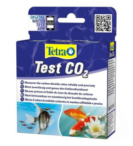 Tests saldūdens akvārijam - Tetra CO2 Test, 10ml