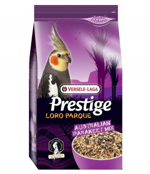 Barība putniem - Versele-Laga Prestige Premium Australian Parakeet, 1 kg title=
