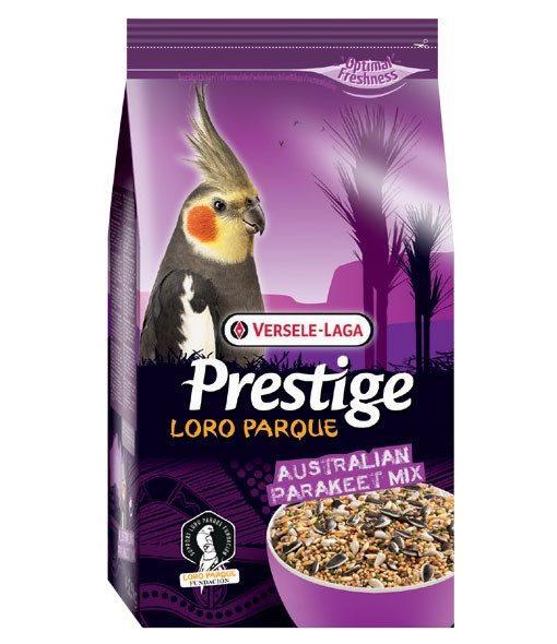 Barība putniem - Versele-Laga Prestige Premium Australian Parakeet, 1 kg