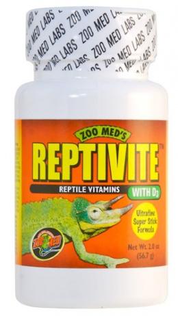 Vitamīni reptiļiem - ZOO MED Reptivite 56.7 g