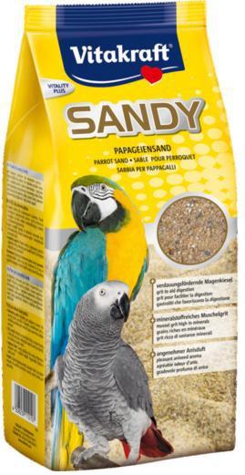 Smiltis putniem - Vitakraft Parrot Sand  2,5 kg title=
