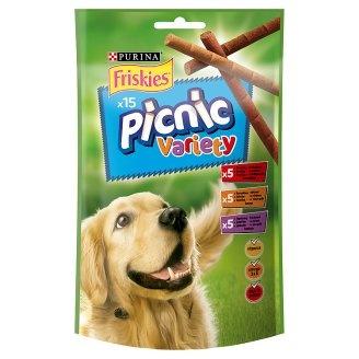 Gardums suņiem - Friskies Picnic Variety, 126g