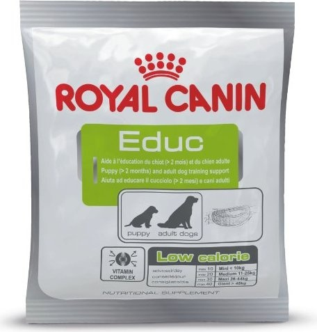 Gardums suņiem - Royal Canin Nut Sup Dog EDUC 50 g