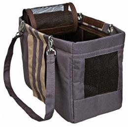 Transportēšanas soma dzīvniekiem - Trixie Maja Carrier, 18*25*36cm