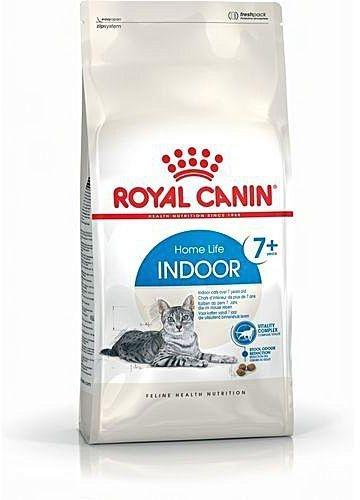 Barība kaķiem - Royal Canin Feline Indoor +7, 0,4 kg title=