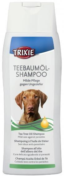 Šampūns suņiem - Trixie Tee Tree Oil Shampoo 250 ml title=