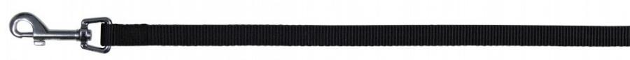 Pavada suņiem - Trixie Classic leash, XS–S, melna