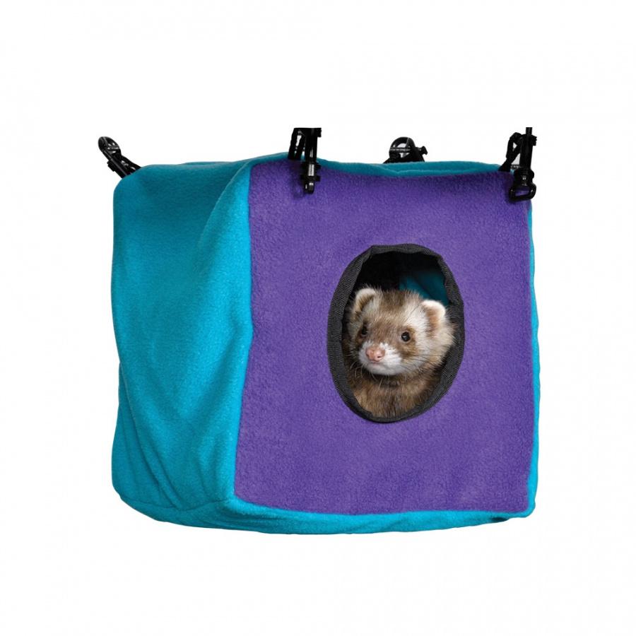 Mājiņa fretkām - Mid West Nation Accessories Cozy Cube 9*9*12 cm